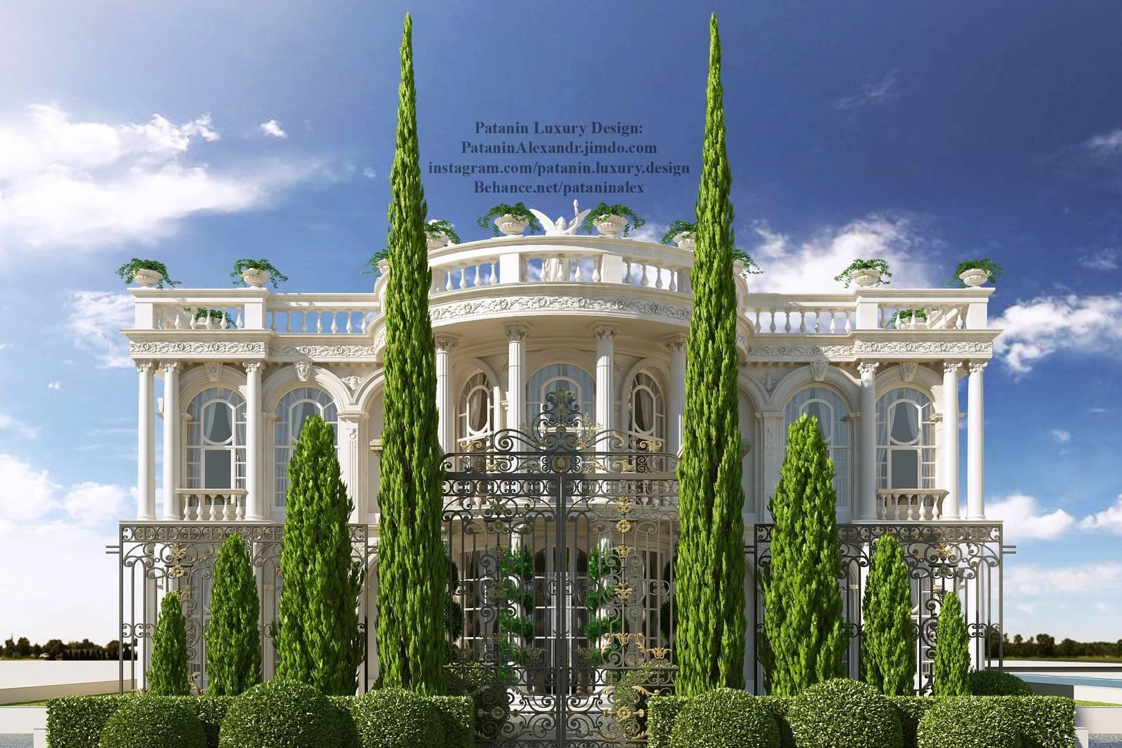 Выставка Patanin Luxury design