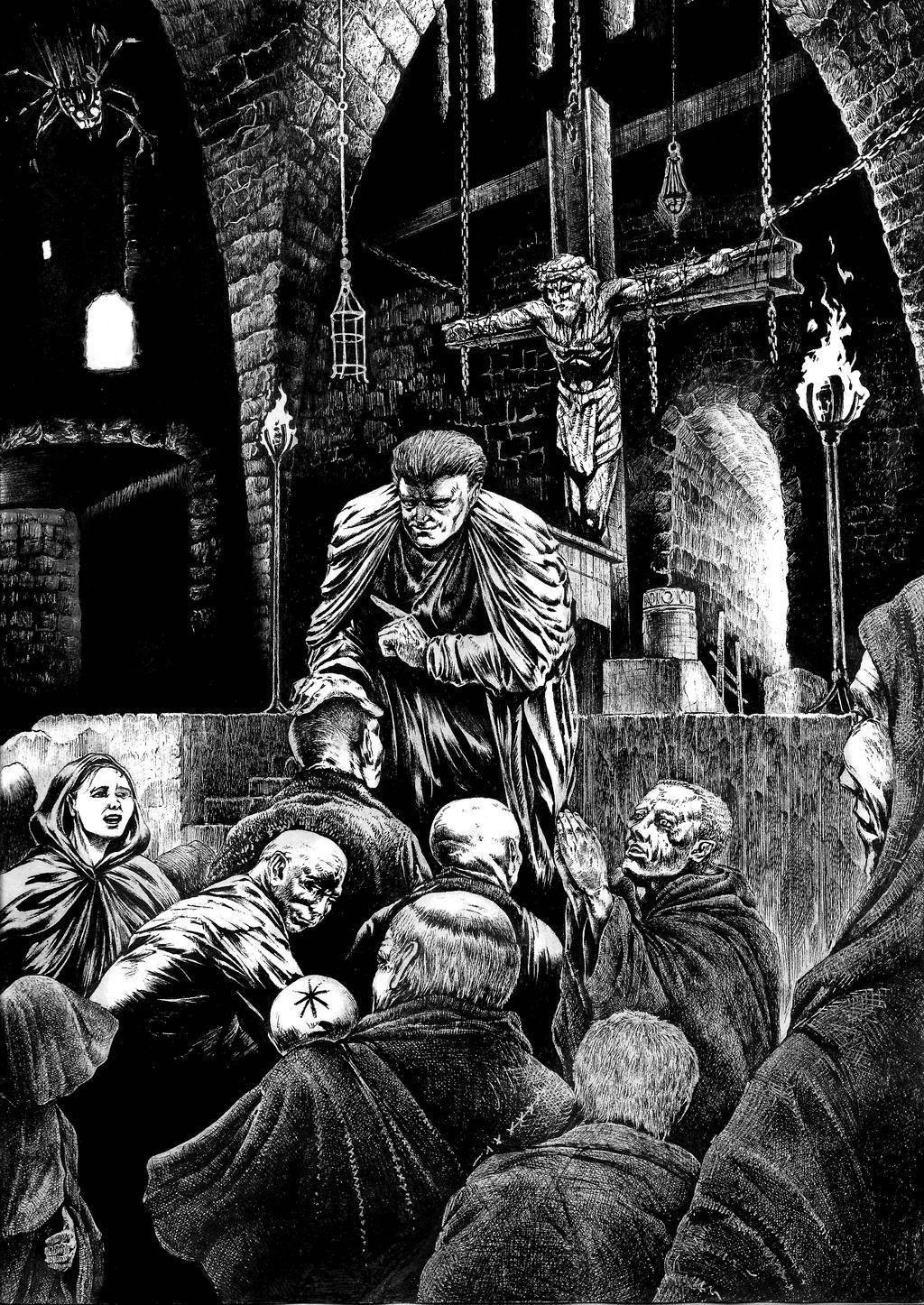 """The Preacher"""
