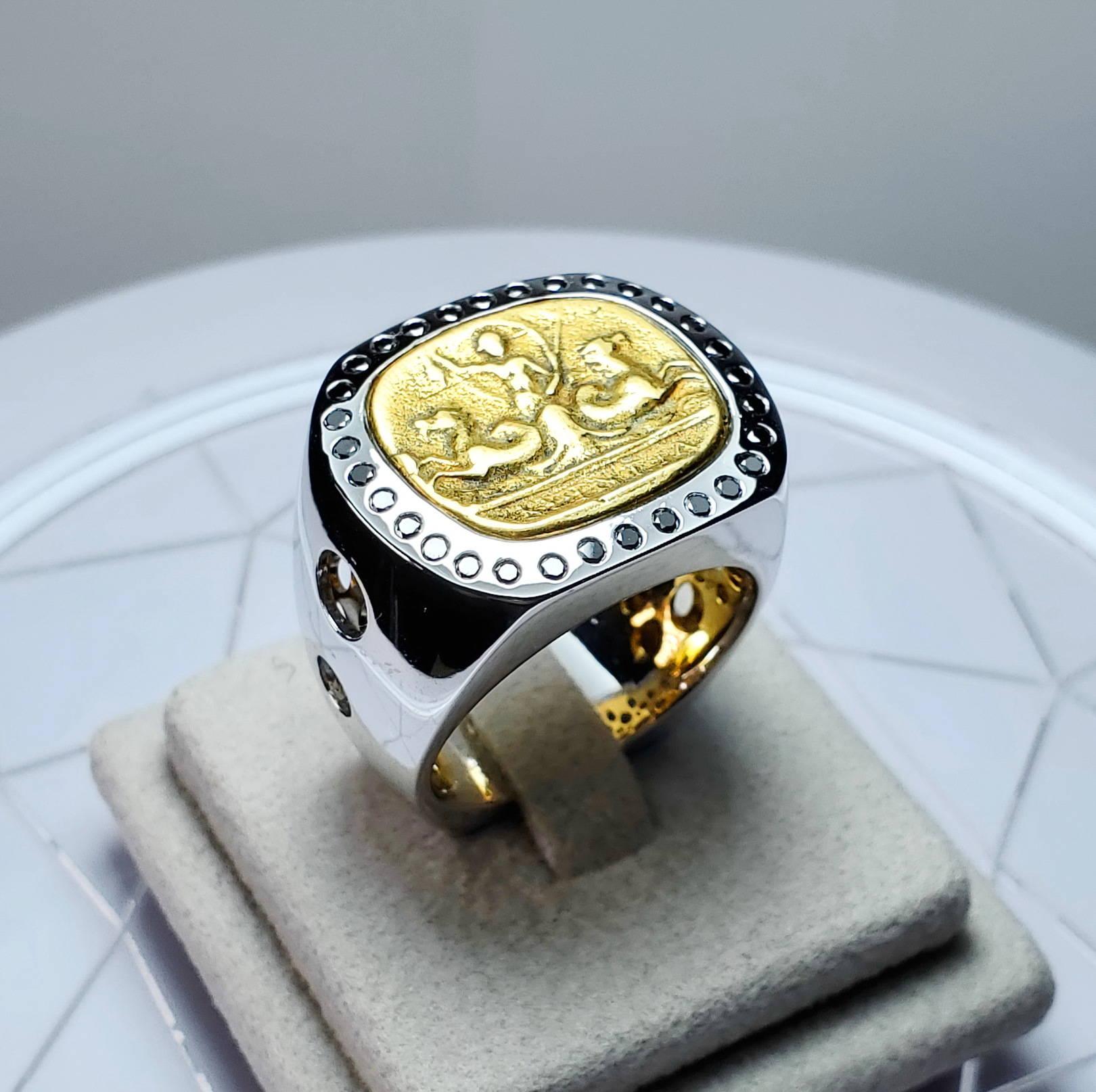 Перстень-оберег Кинтия.