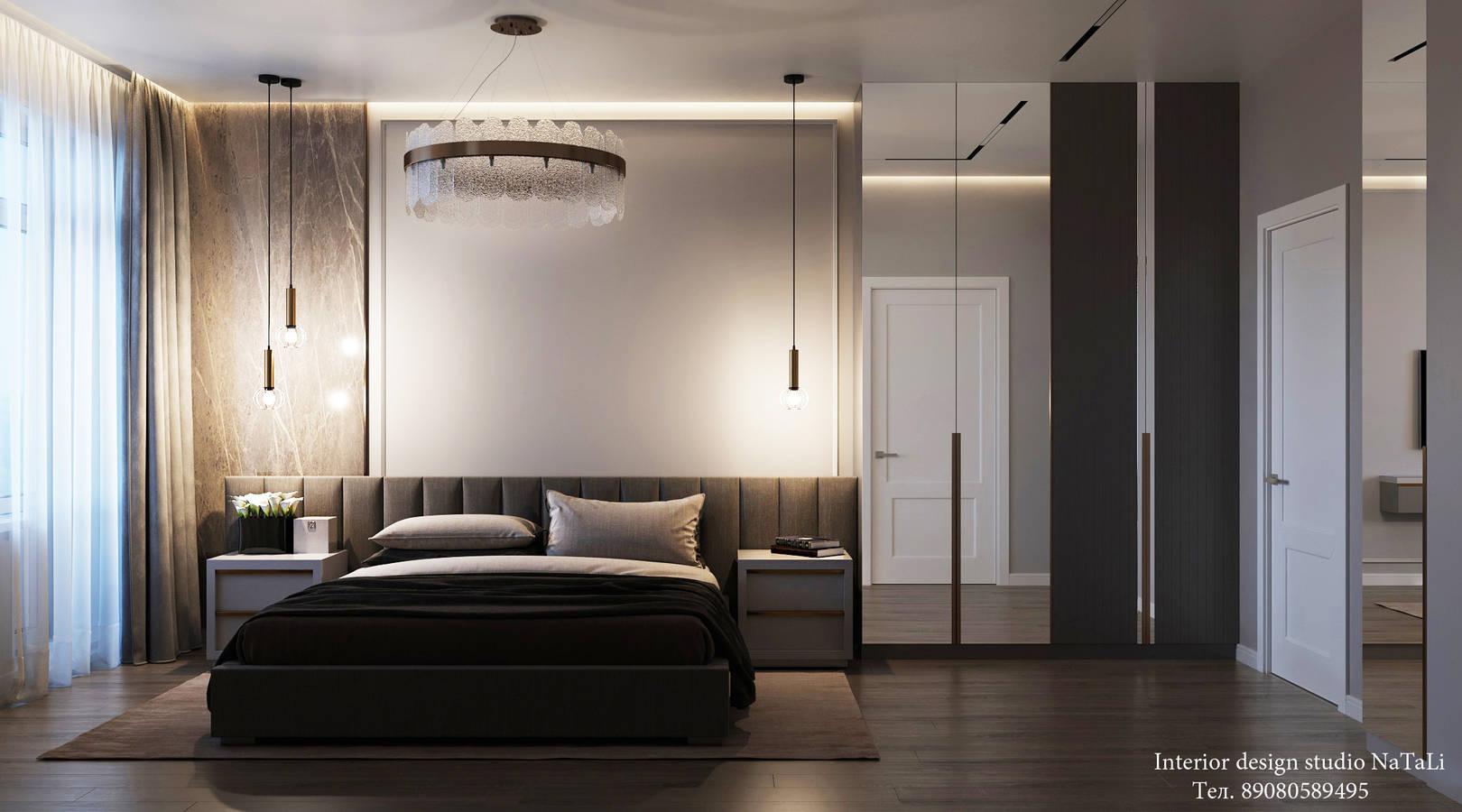 Дизайн квартиры в ЖК Манхеттен