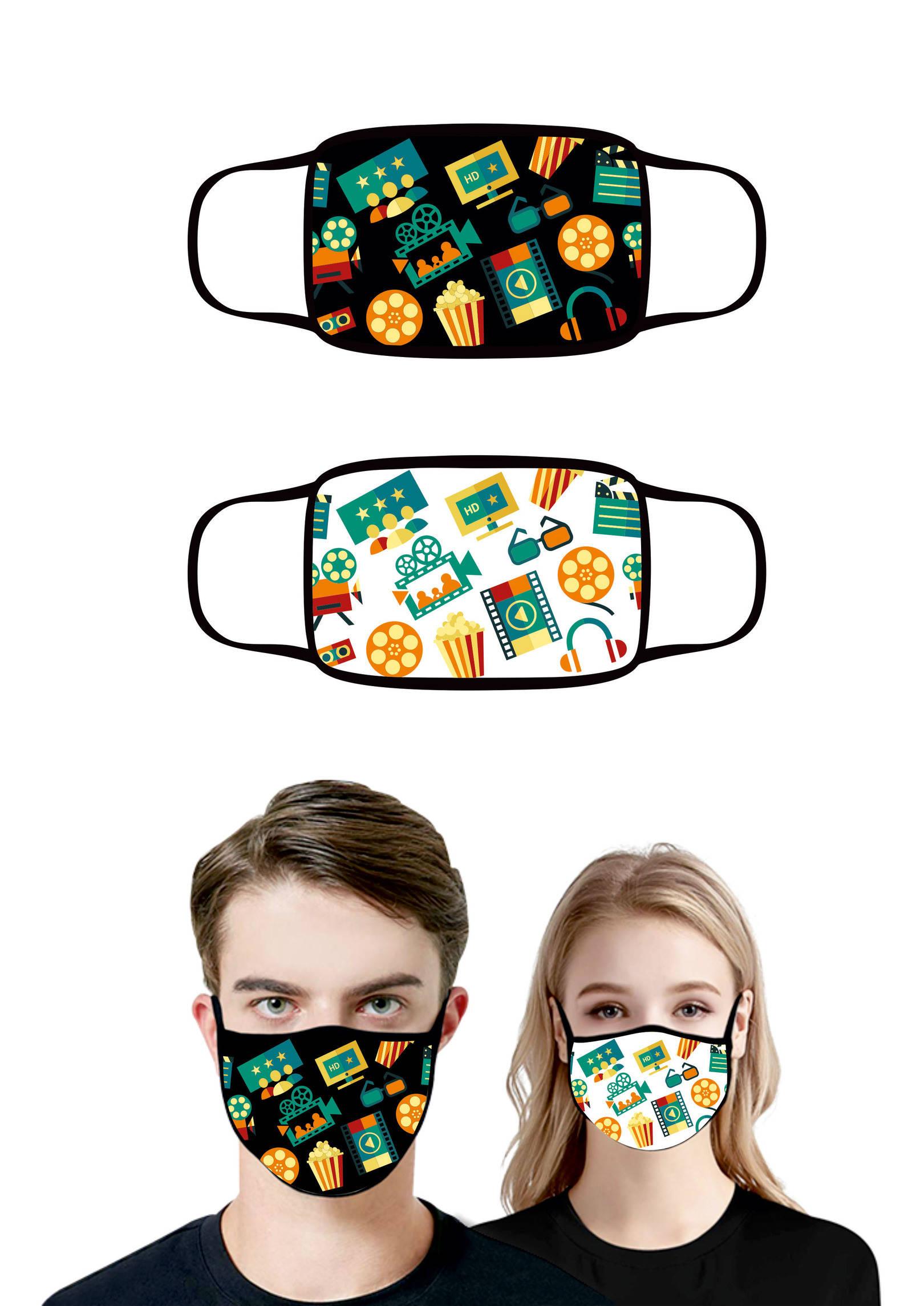 Дизайн защитной маски