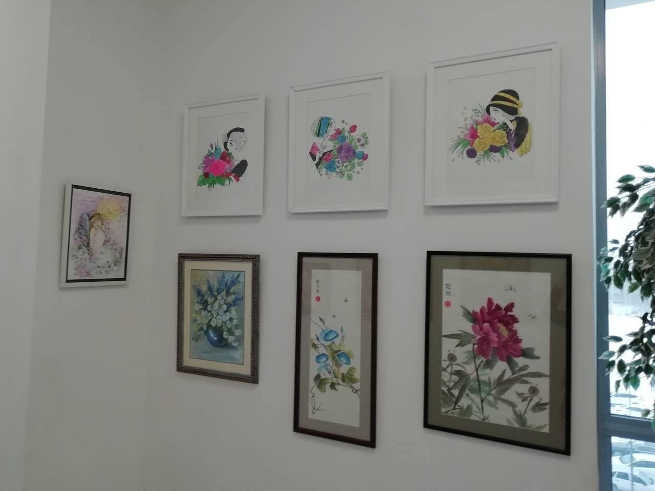 """Выставка """"Цветы для любимых"""", г. Набережные Челны."""