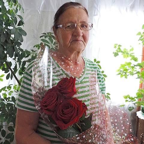 Моя бабуля.