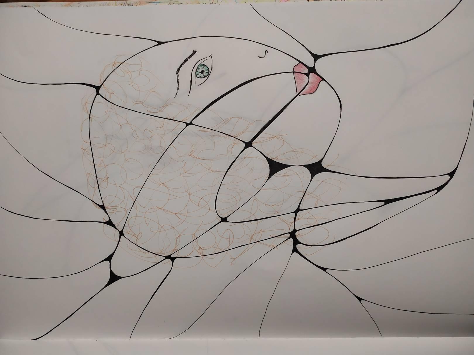 Нейрографика в интерьере