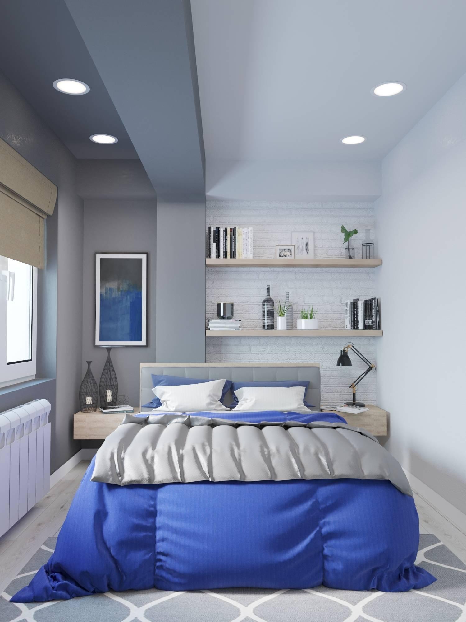 Порой ригель в интерьере мешает создавать дизайн мечты, в этой комнате ригель стал изюминкой и добавил креативность.