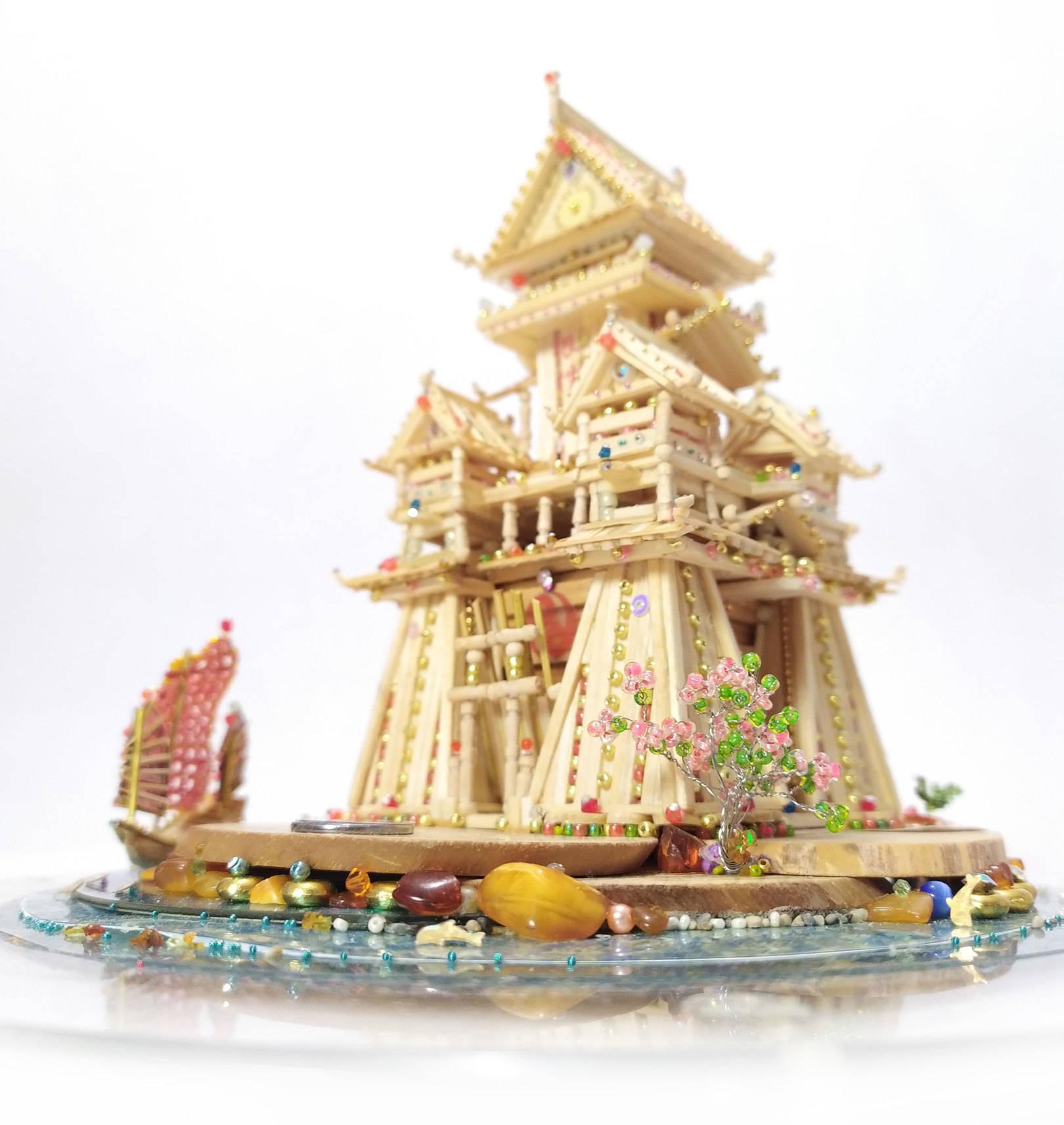 GOLDEN IMPERIAL CASTLE