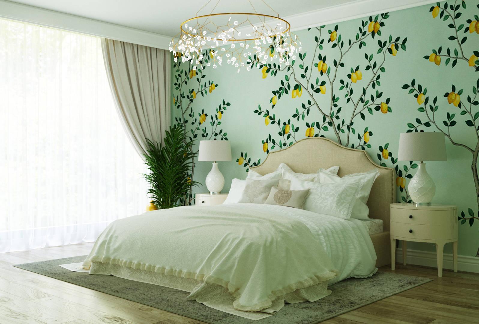 Дизайн спальни для балерины