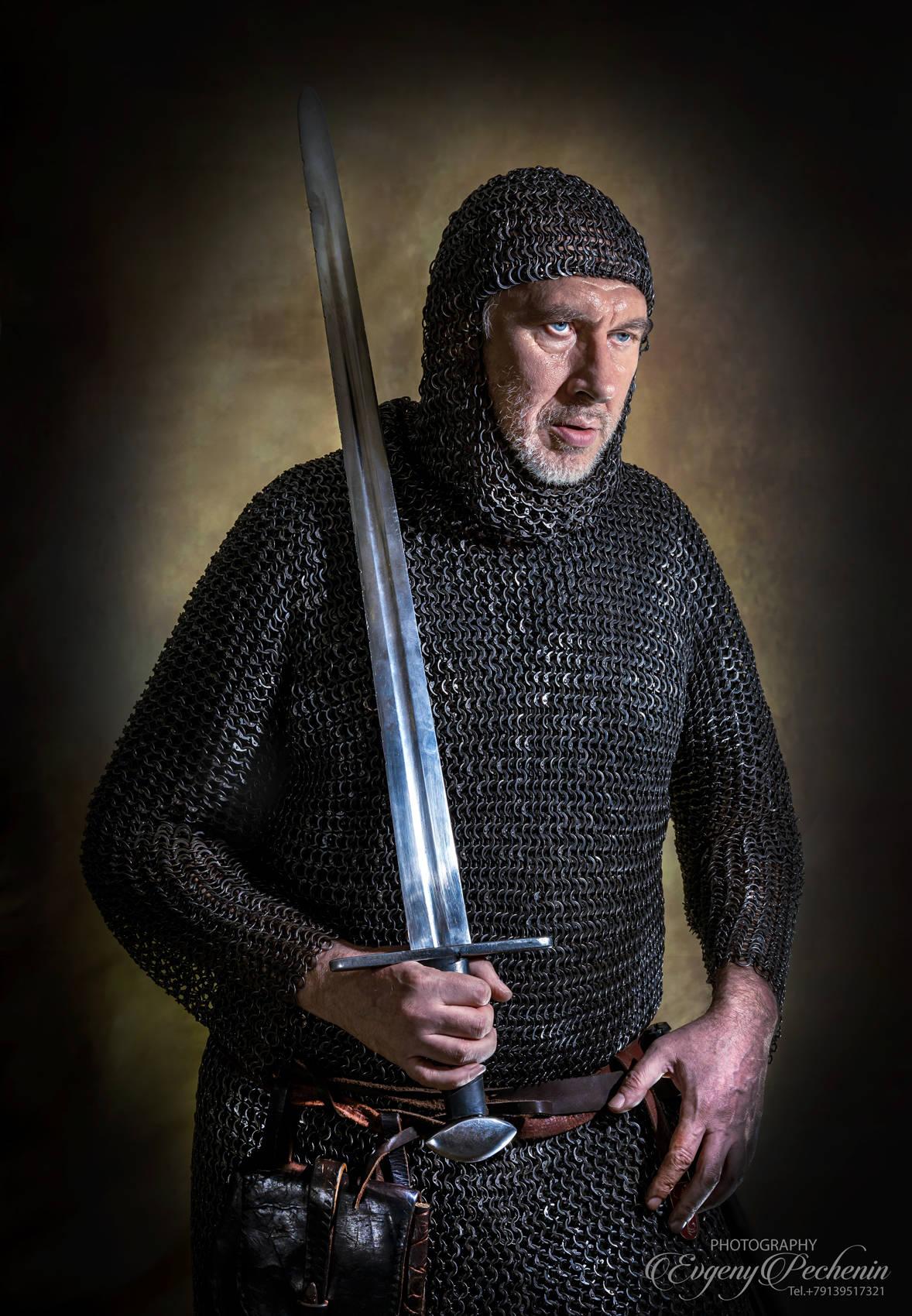 Норманнские рыцари XI века