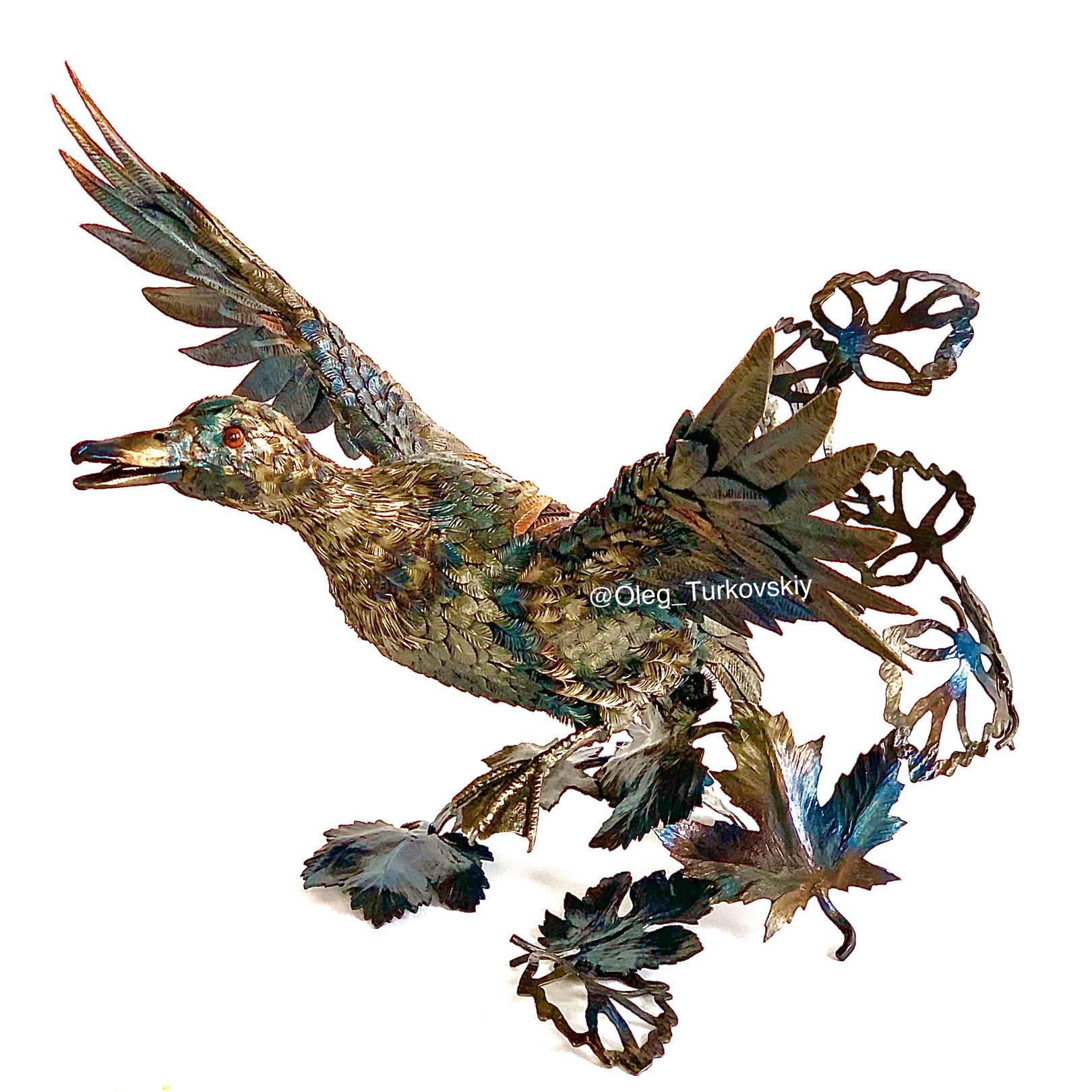 Metal Duck