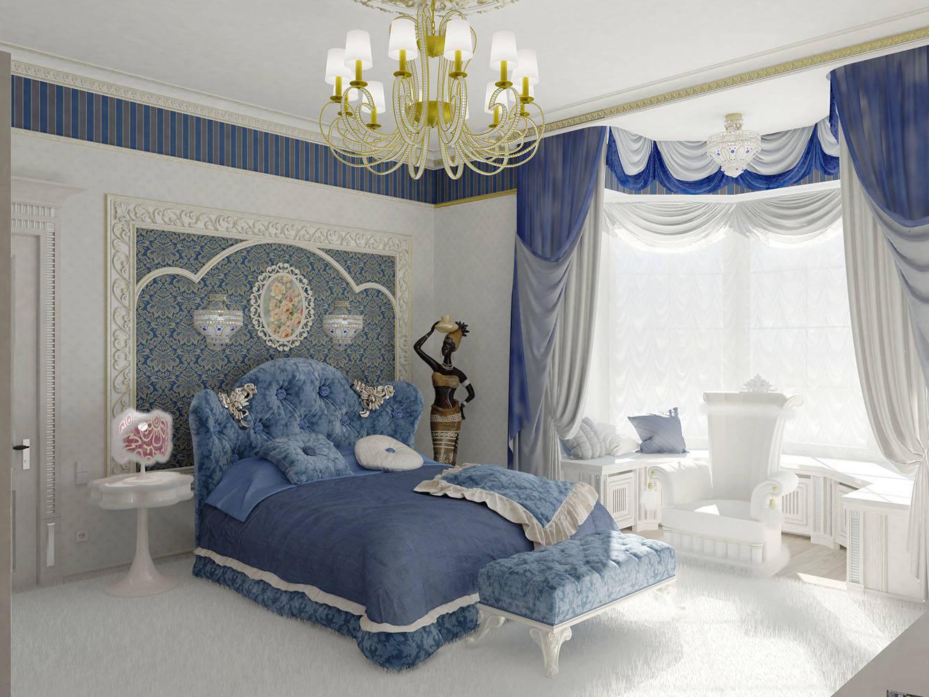 Спальня (женская)