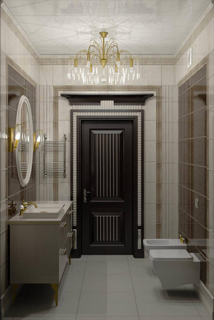 Туалет (1-ый этаж)