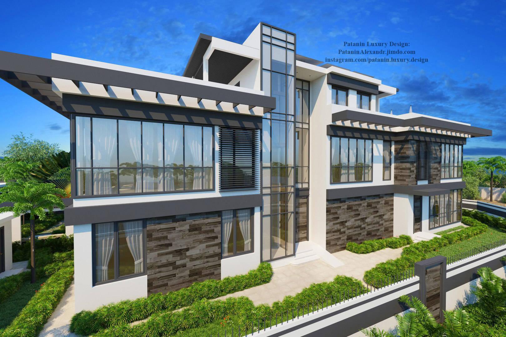 Modern Villa 2