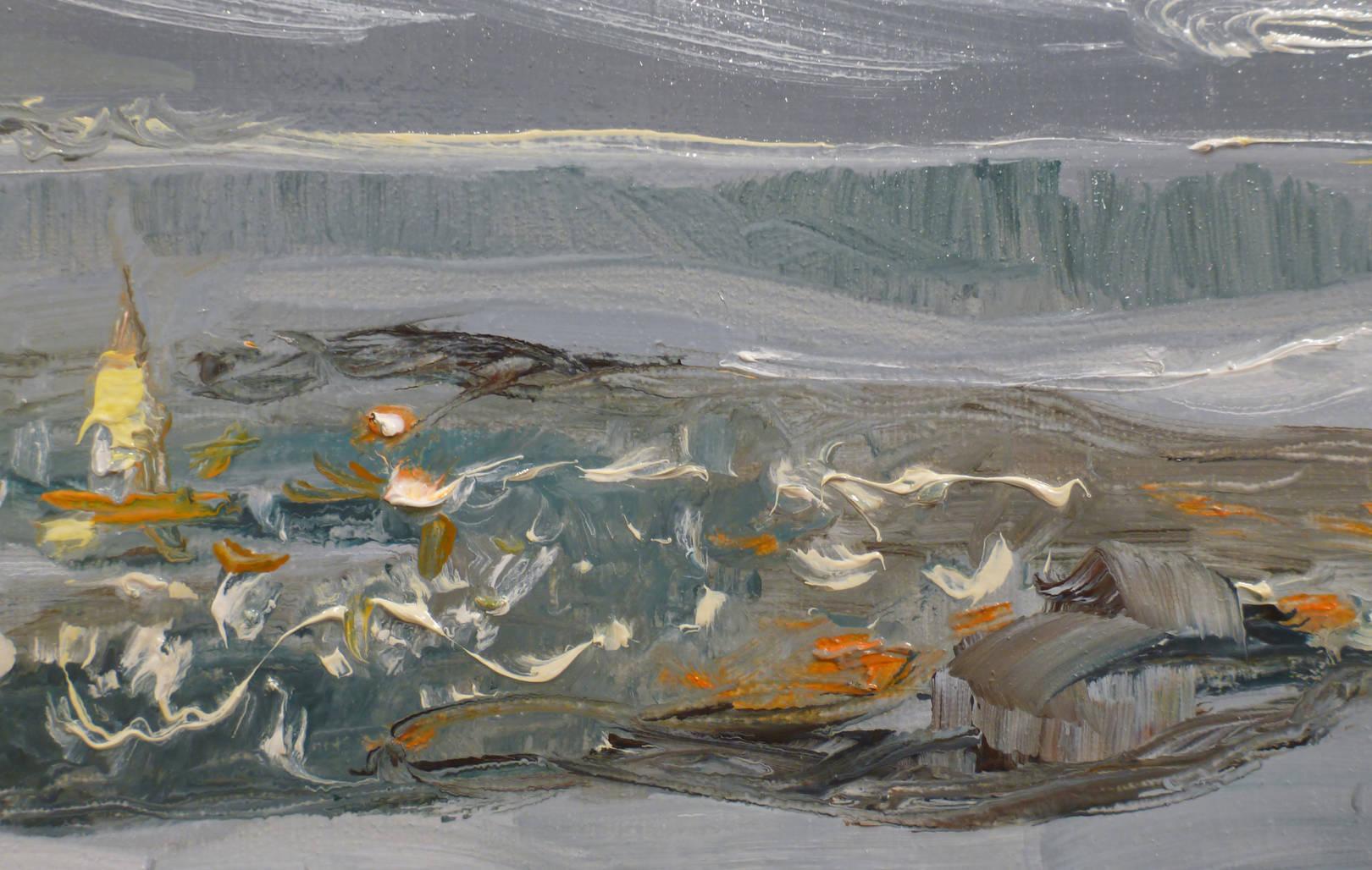 View Fussen (65х80, х/м, 2014)