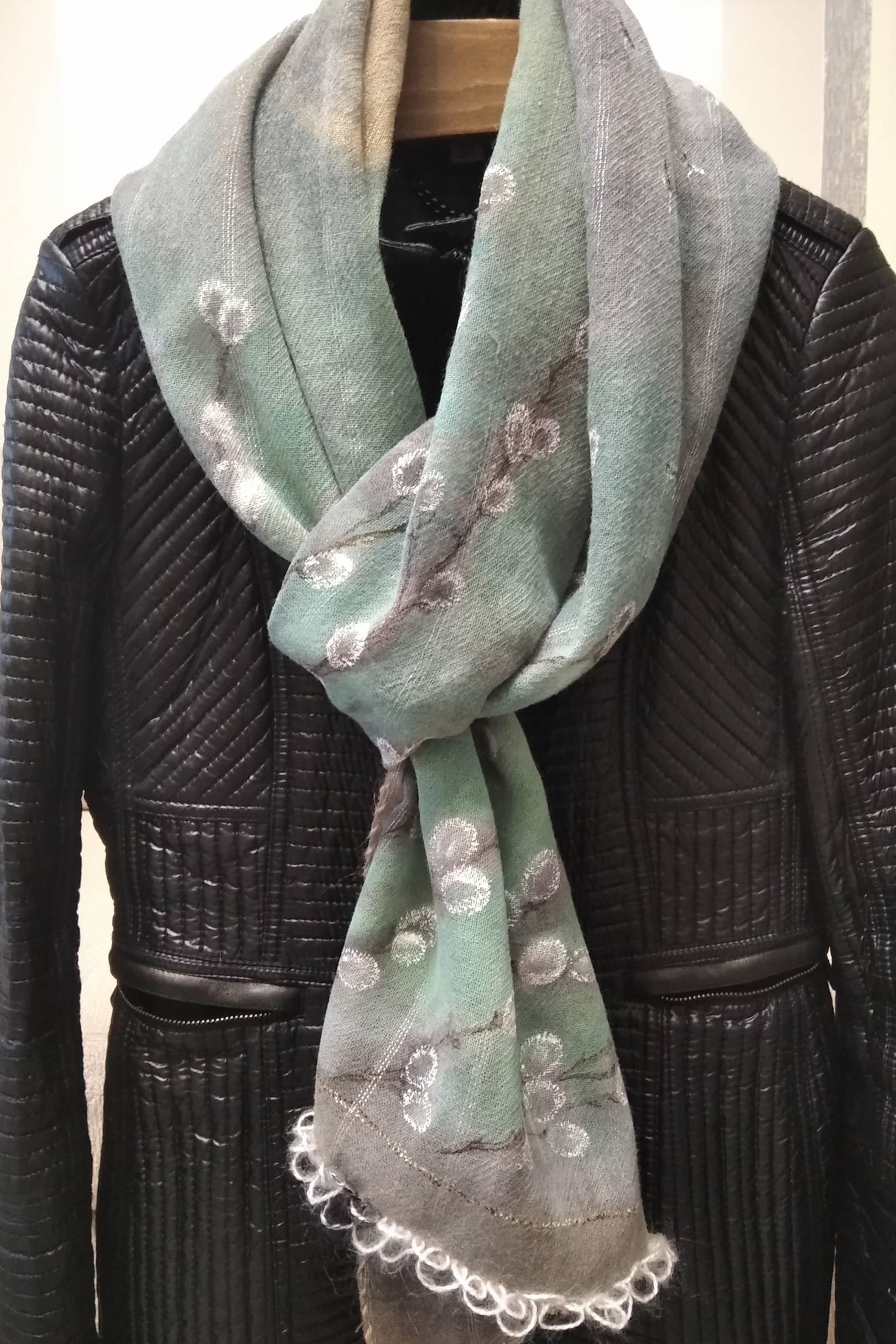 Шарфы - зимняя коллекция