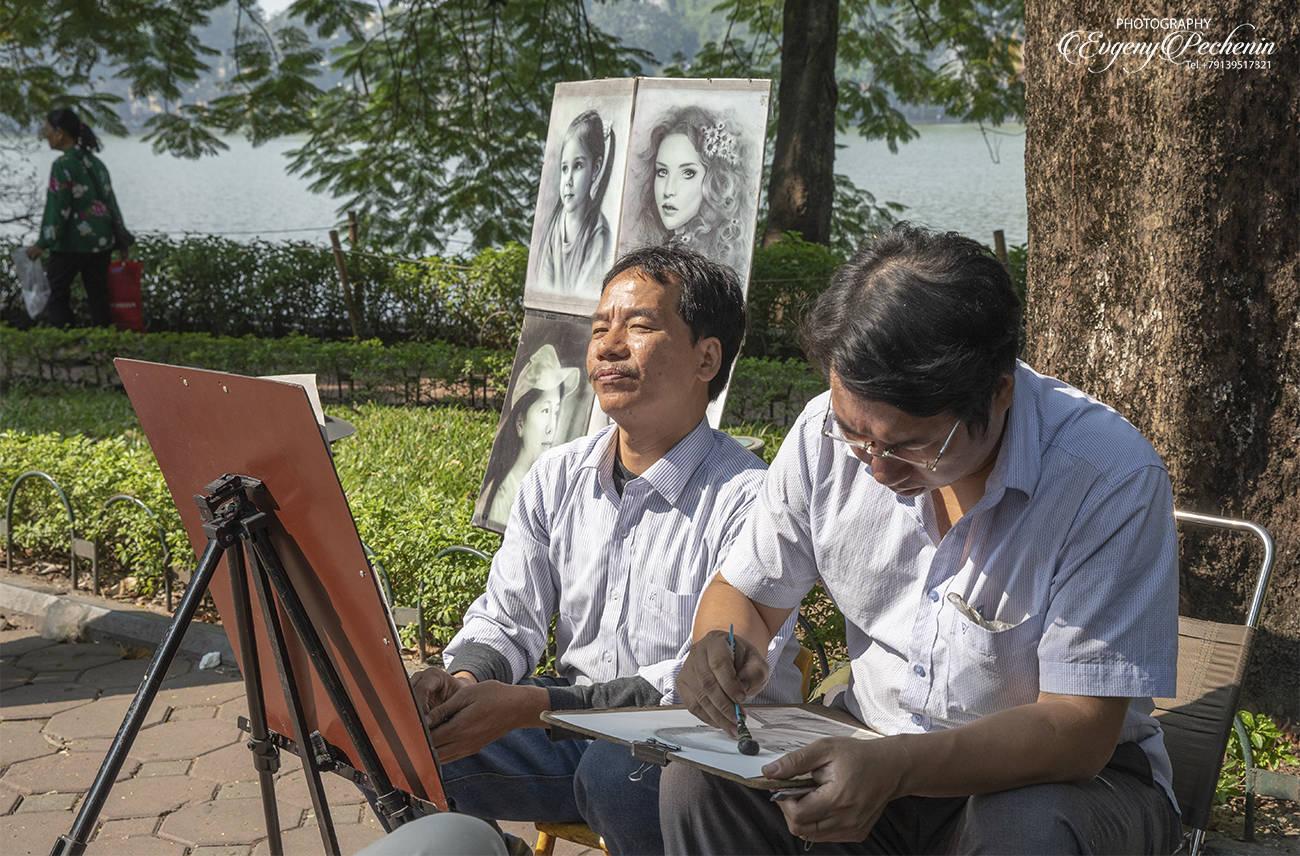 Вьетнам. Пейзажи и люди. (2)