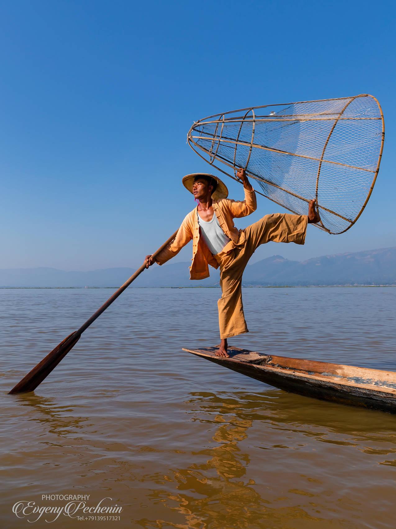 Мьянма глазами фотографа