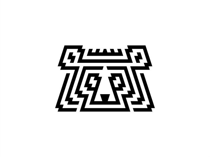 Электромедведь  Концепт: логотип энергетической компании Для проектов и разработок, связанных с электроэнергетикой.