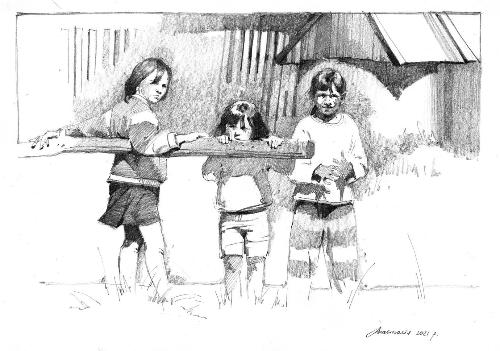 Девочки из Ворохты
