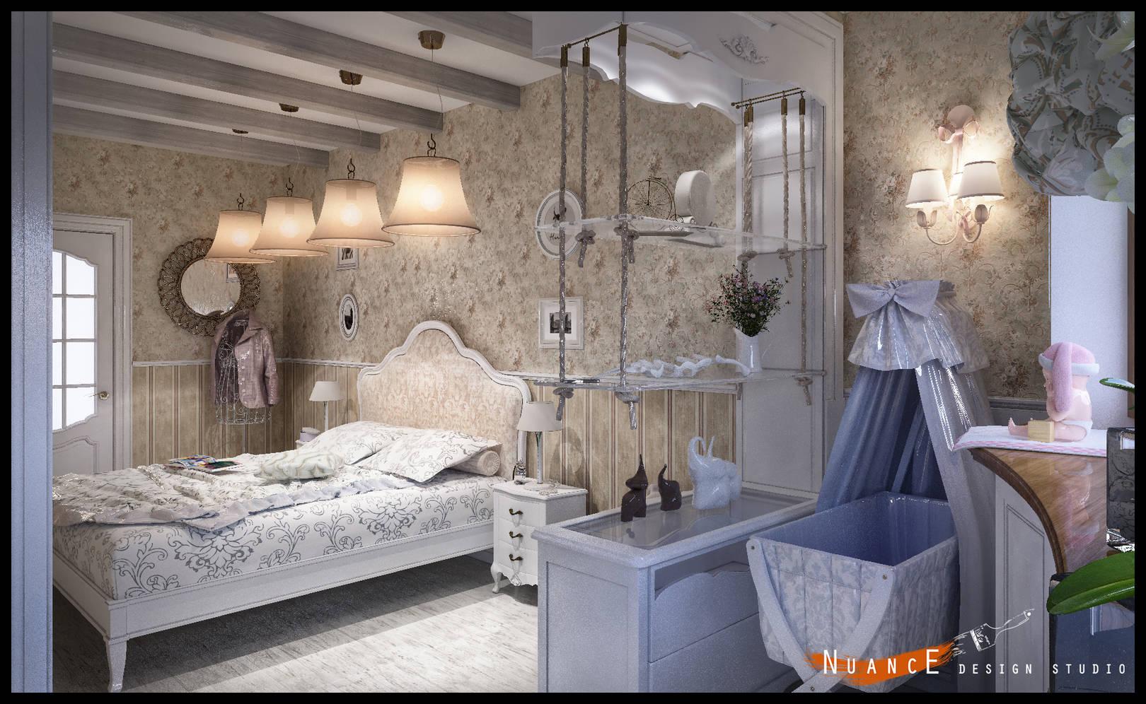 Дизайн квартиры 110 кв.м