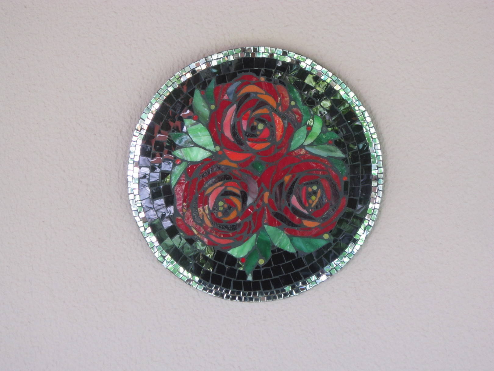 Stained glass mosaics 1