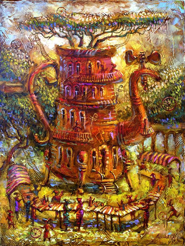 великое чаепитие