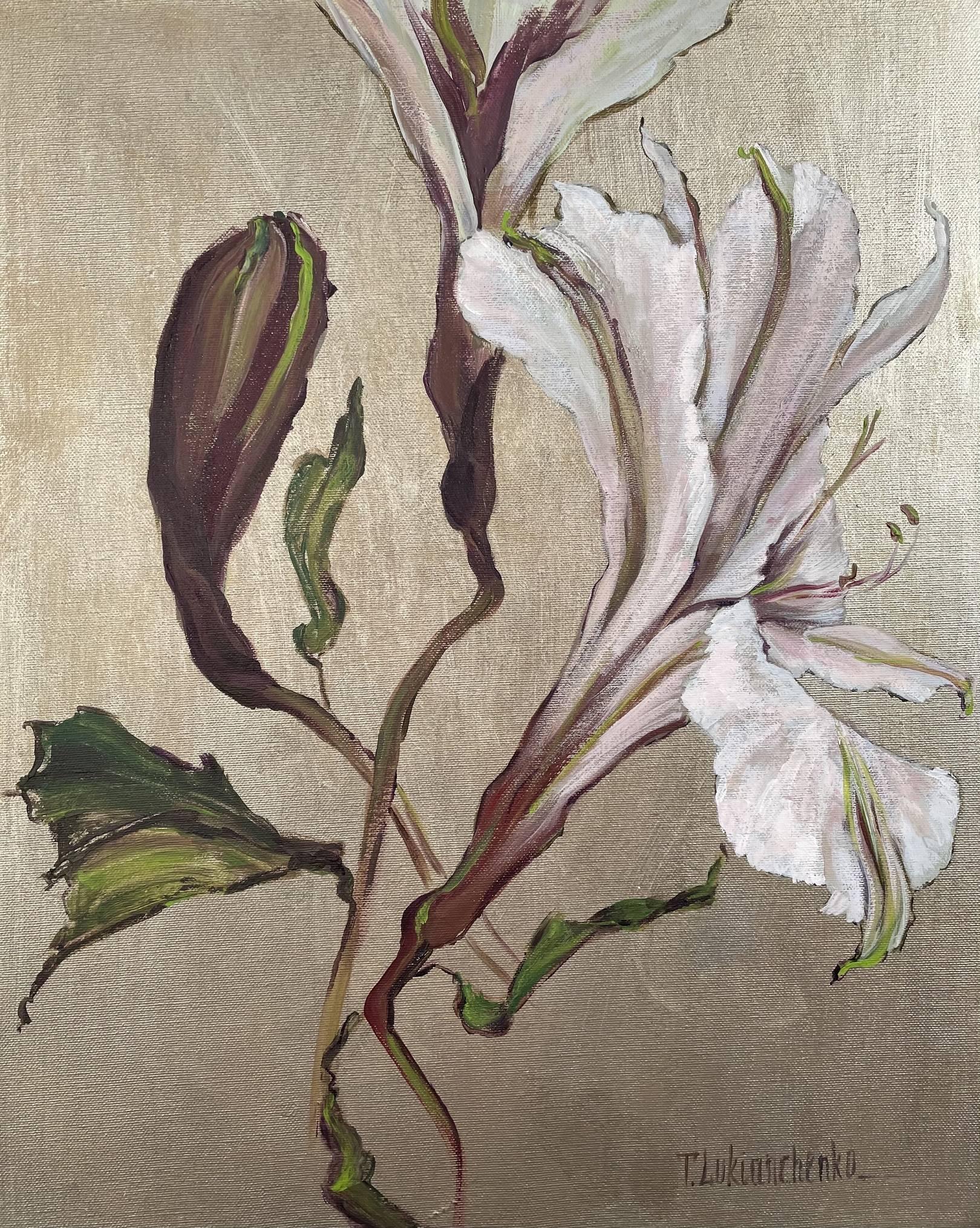 Светлый цветок