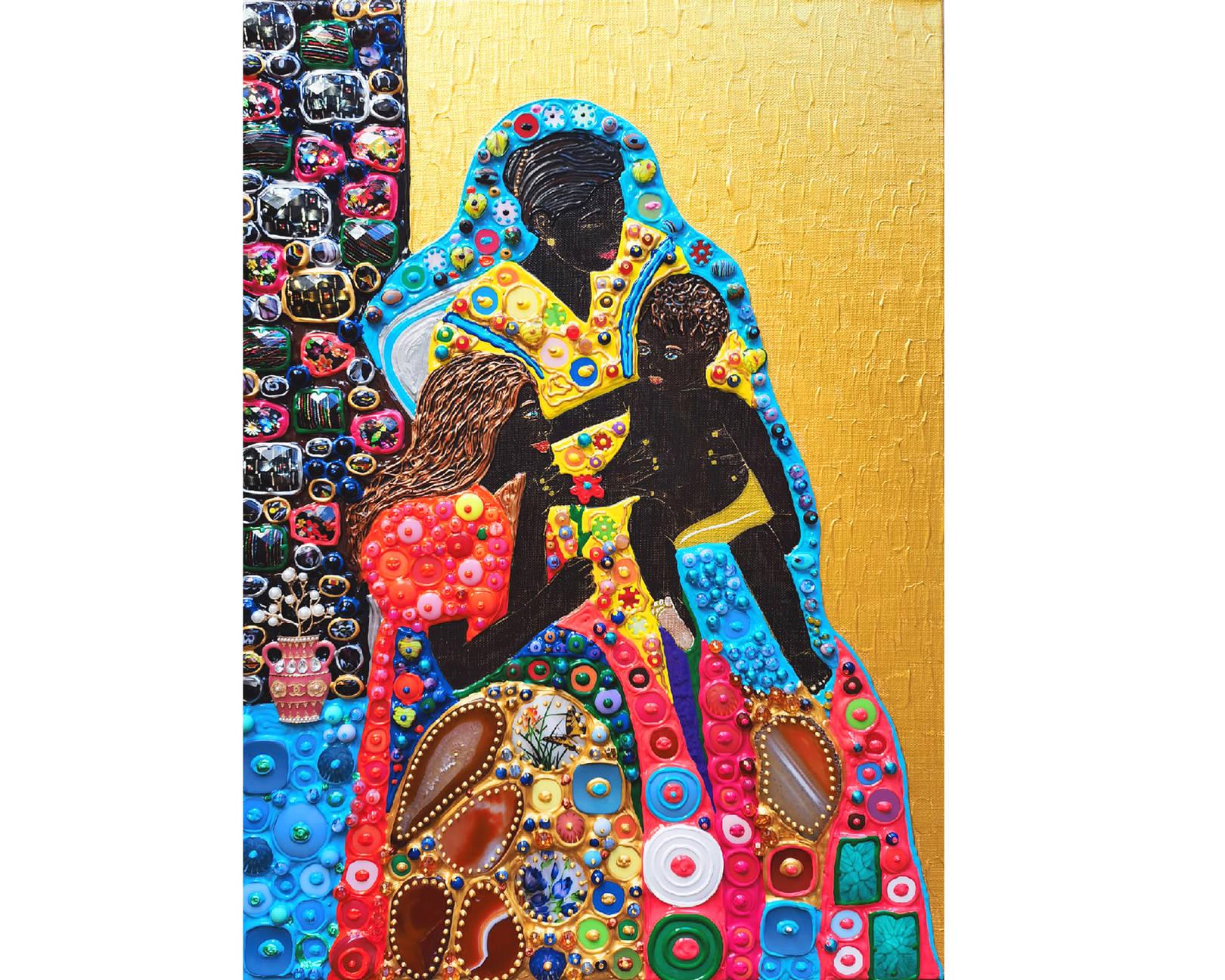 African Mary Cassat