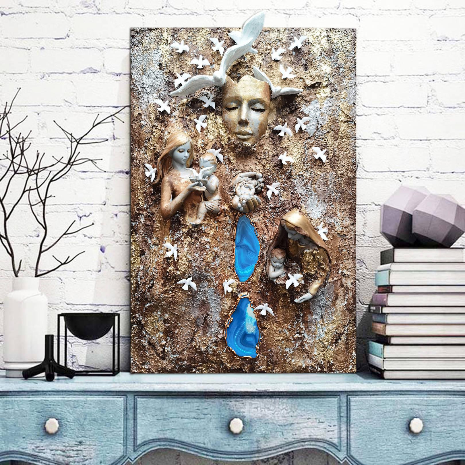 Древо жизни - Скульптура