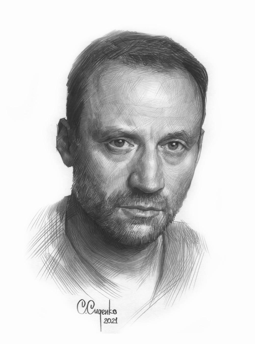 Портрет Анатолия Белого