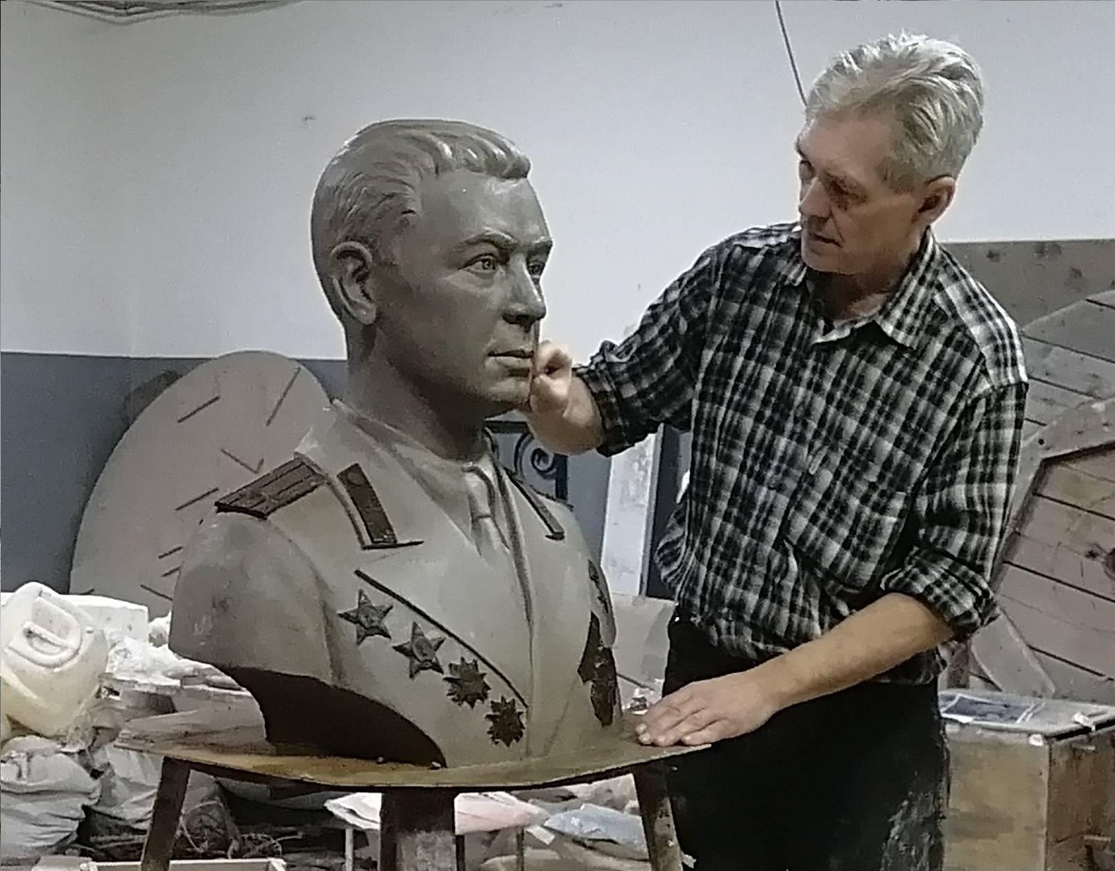 Скульптура и барельеф