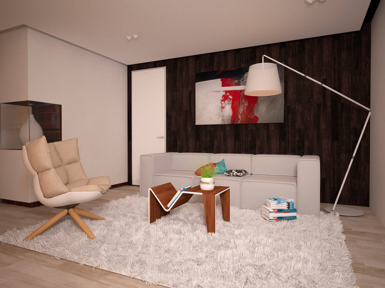 interior apartment's