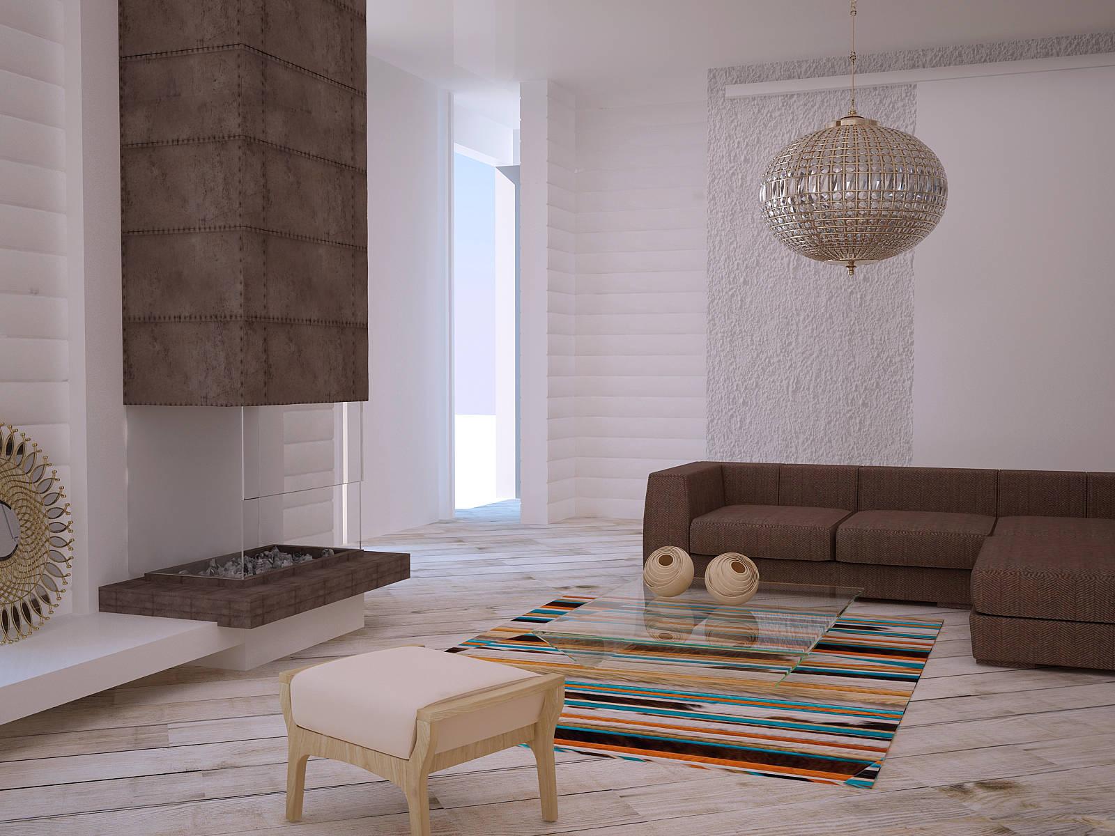TURQUOISE MANOR interior design