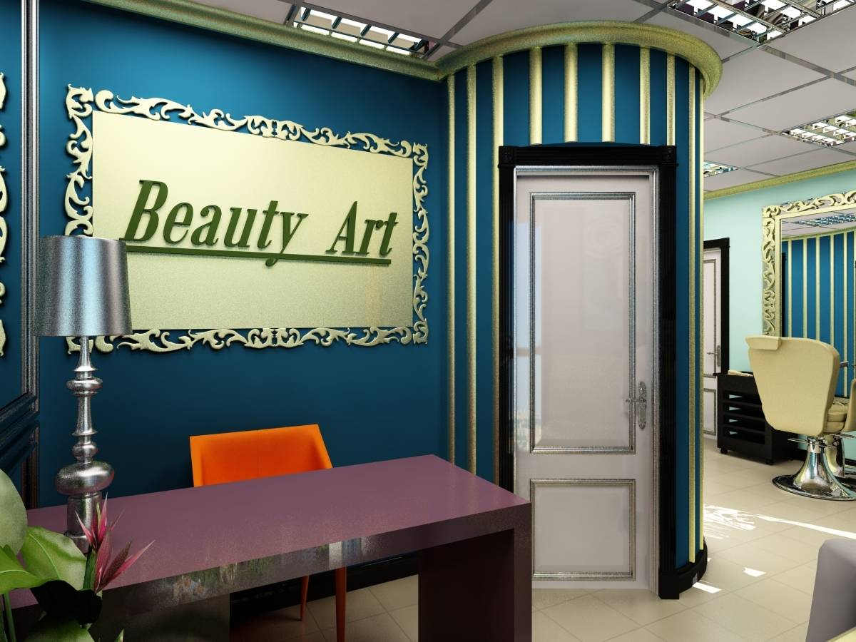 """Салон красоты """" Beauty Art"""""""
