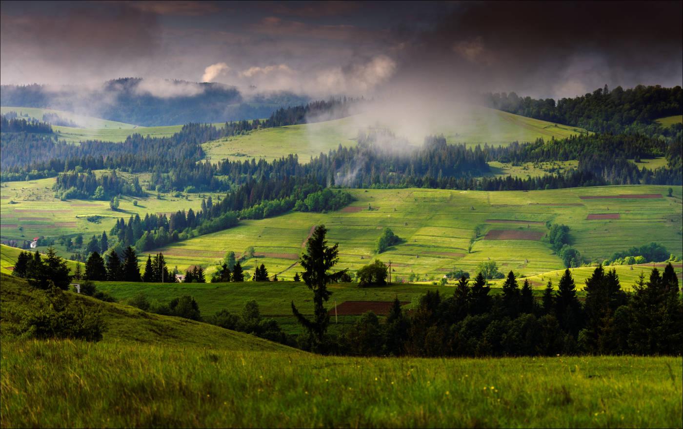 Пейзаж.