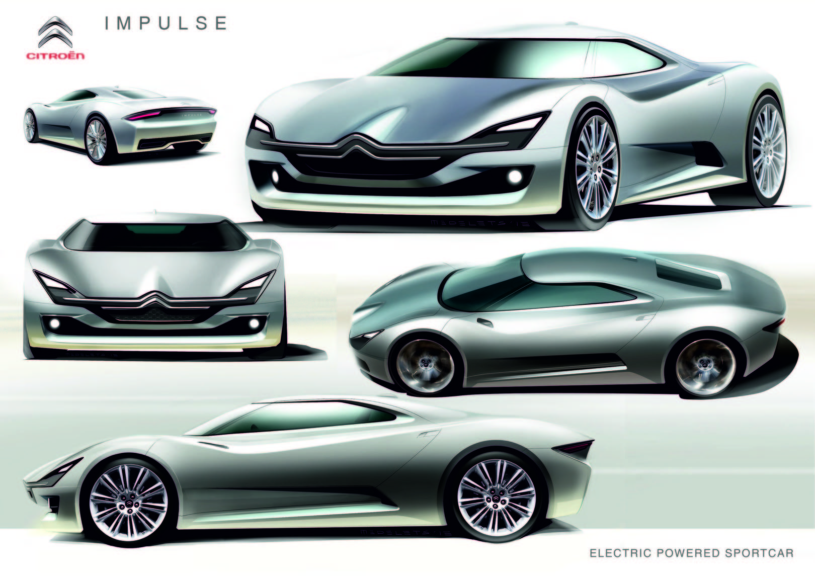 Citroen Impulse Design Project
