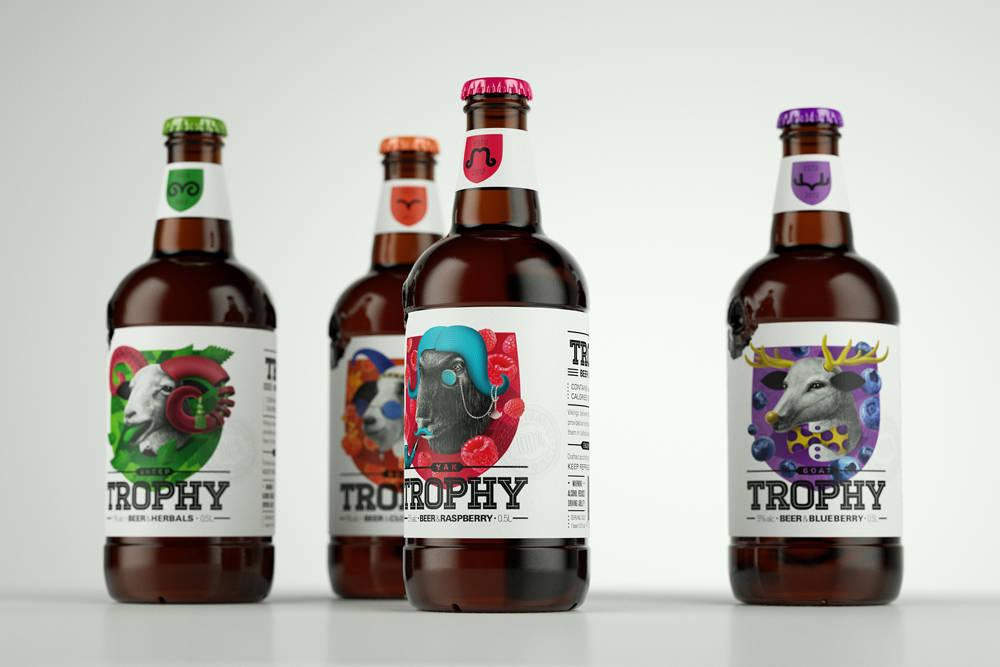 Пиво «Trophy»