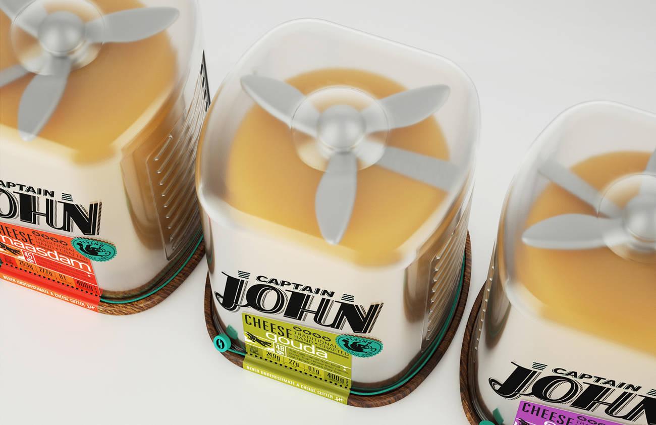 Сыр «Captain John»