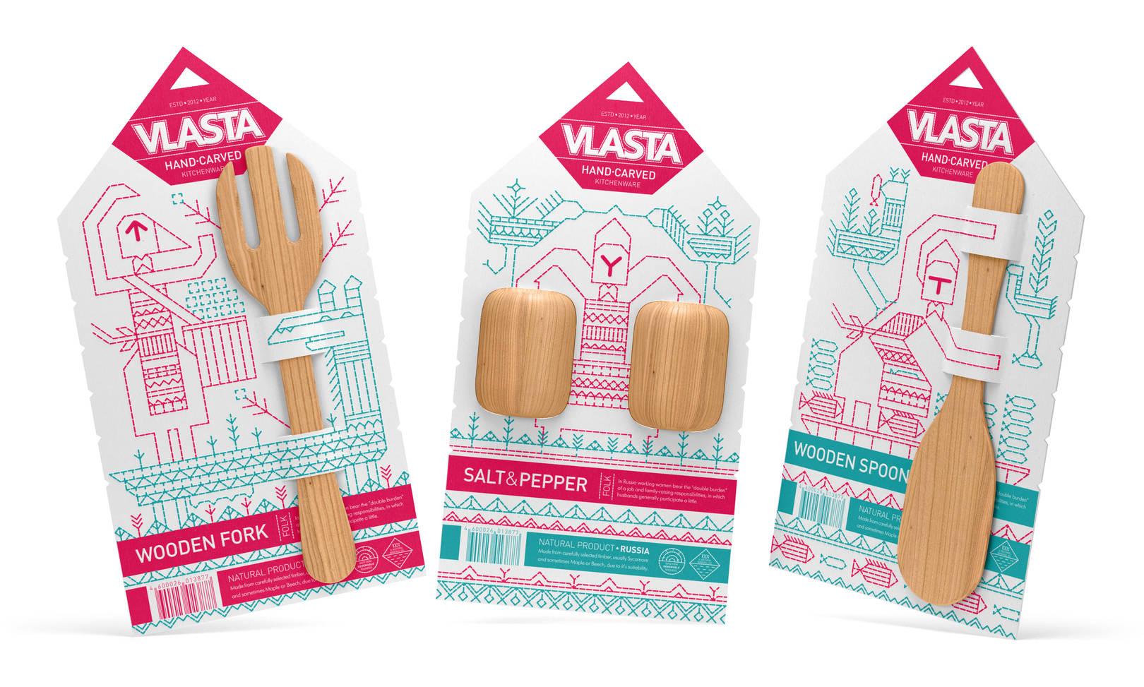 Кухонная утварь «Vlasta»