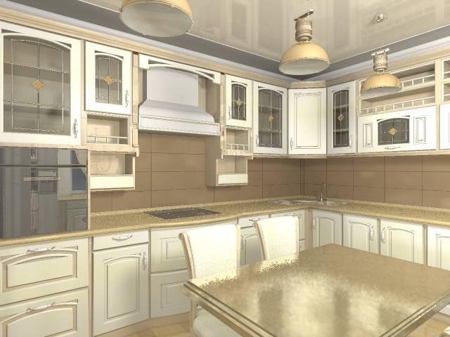 Дизайн интерьера кухонь и столовых