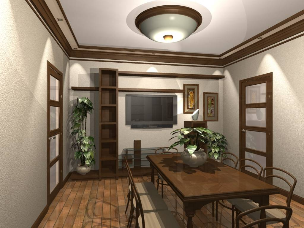 Дизайн интерьера. Гостевые, комнаты отдыха, бильярдные