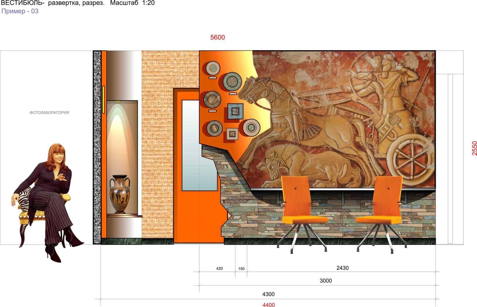 Дизайн интерьеров. Общественные заведения