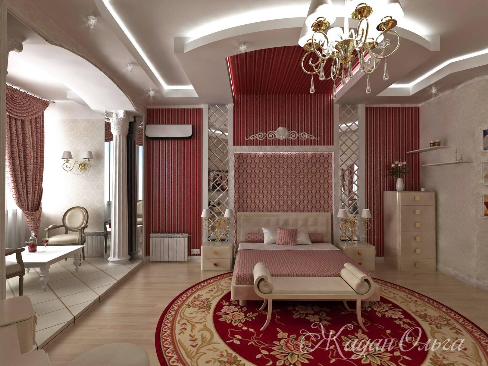 Диз. квартиры 120 м.кв.