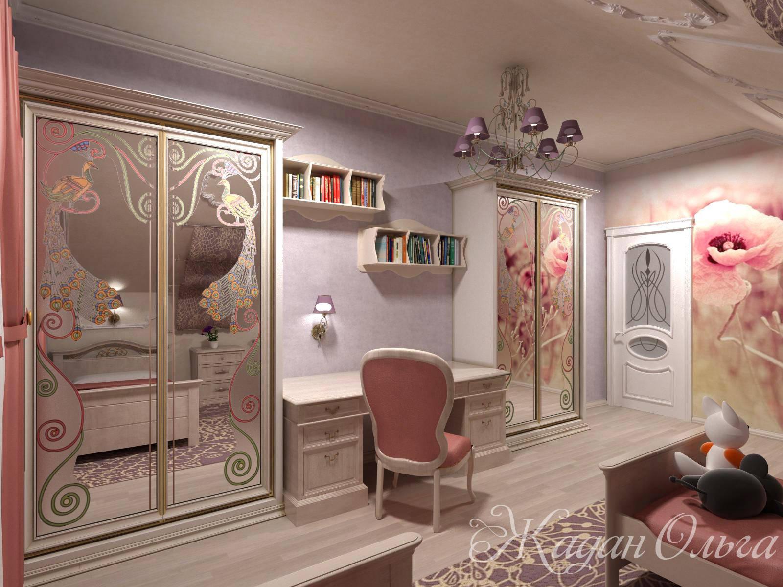 Диз. интерьера дома 220 м.кв