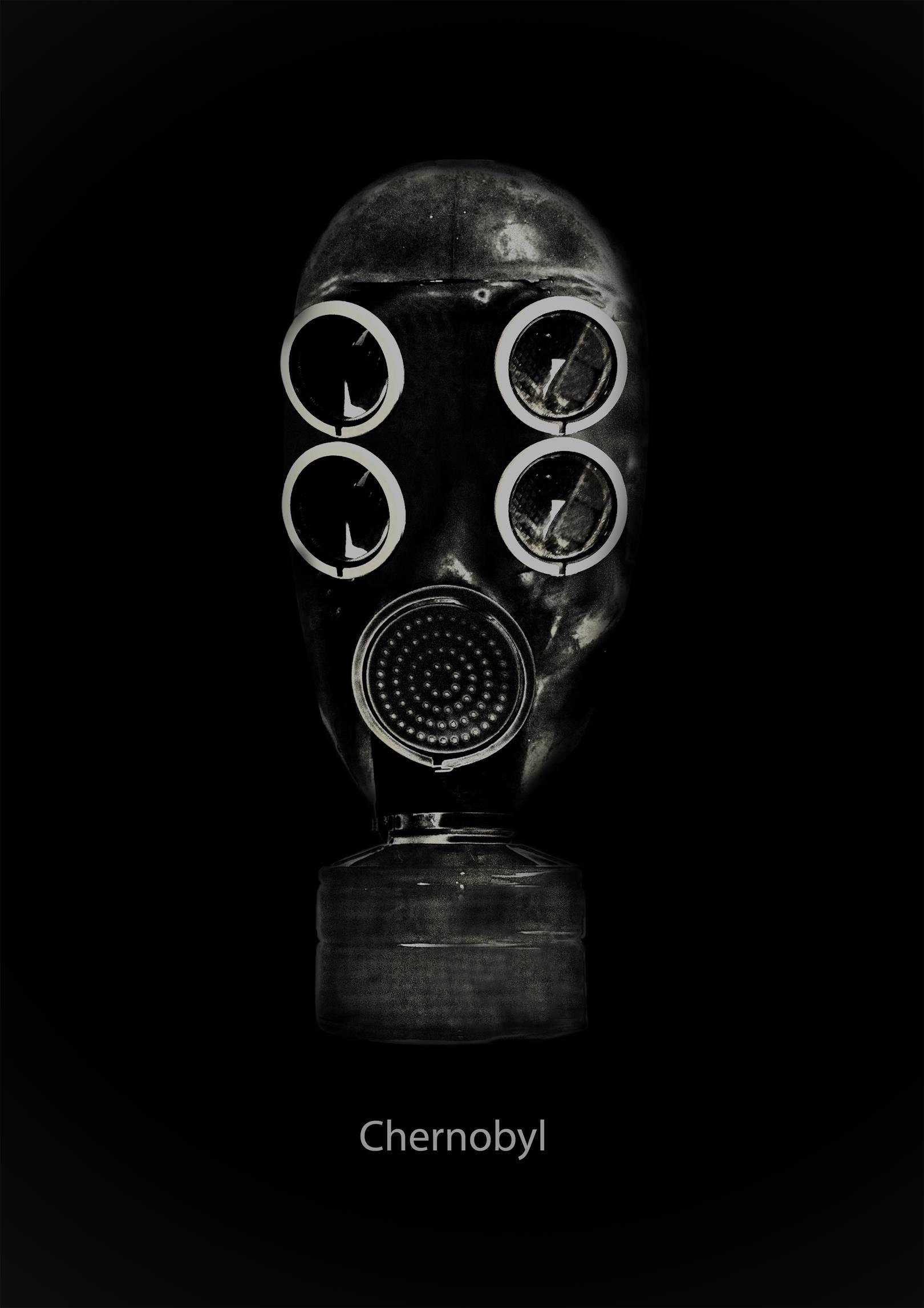 Плакат на тему: Чернобыльская катастрофа
