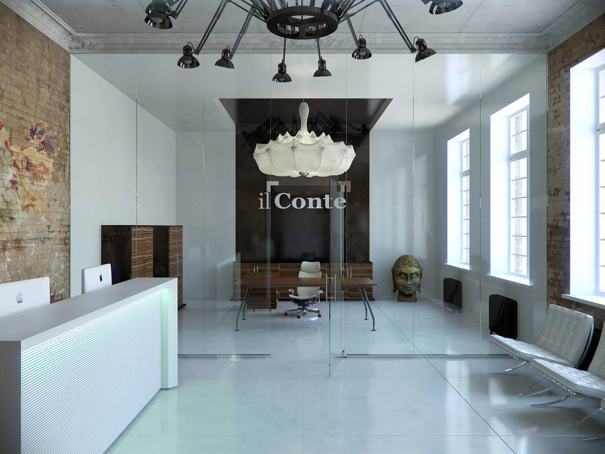 Интерьер офиса ilConte.ru