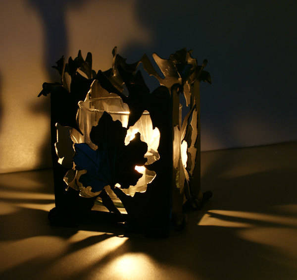 Интерьерная ковка - свет