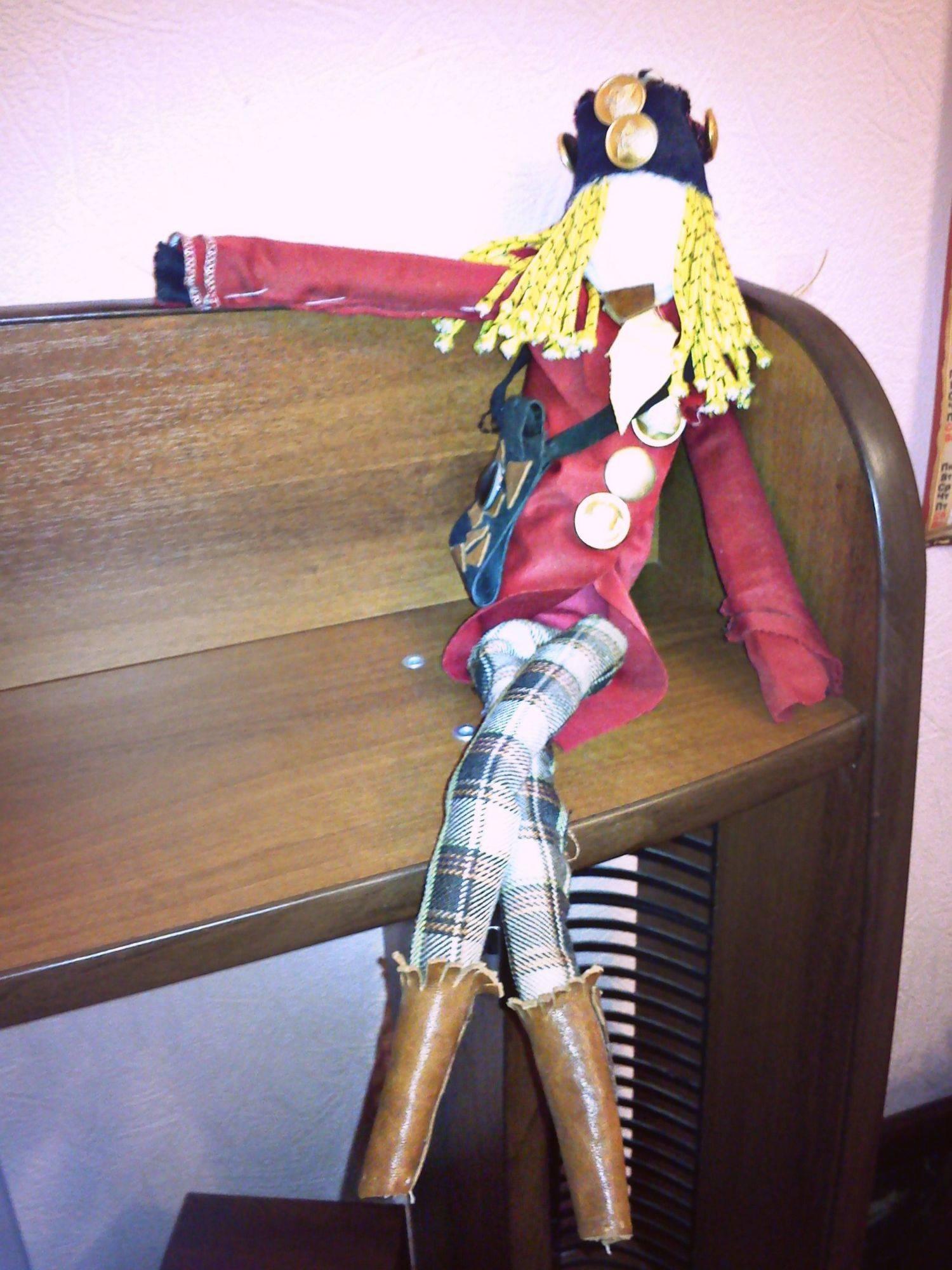 кукла-модница