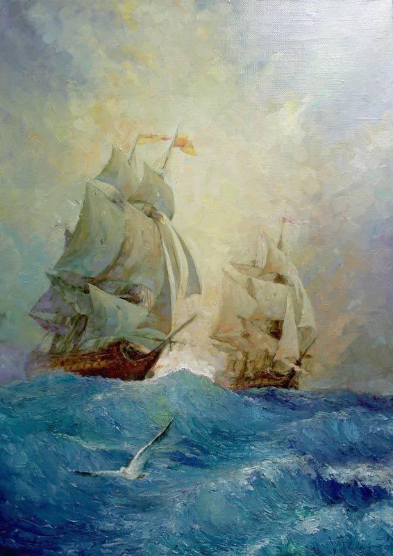 Морская фантазия