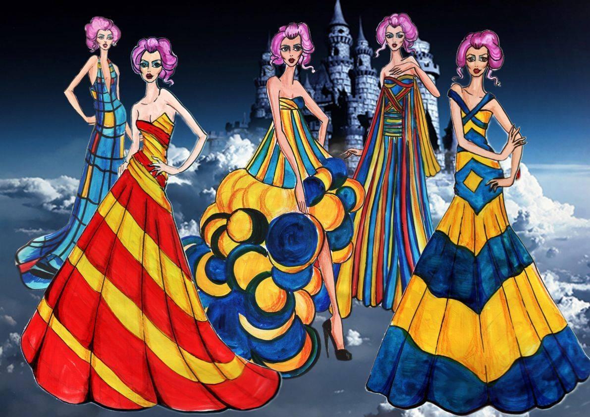 Краски карнавала