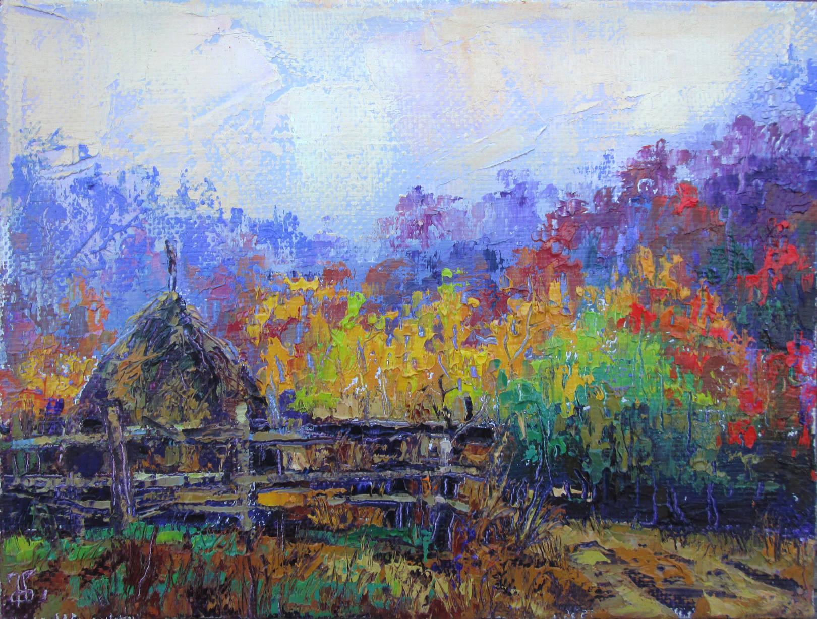 Осенний ноктюрн...